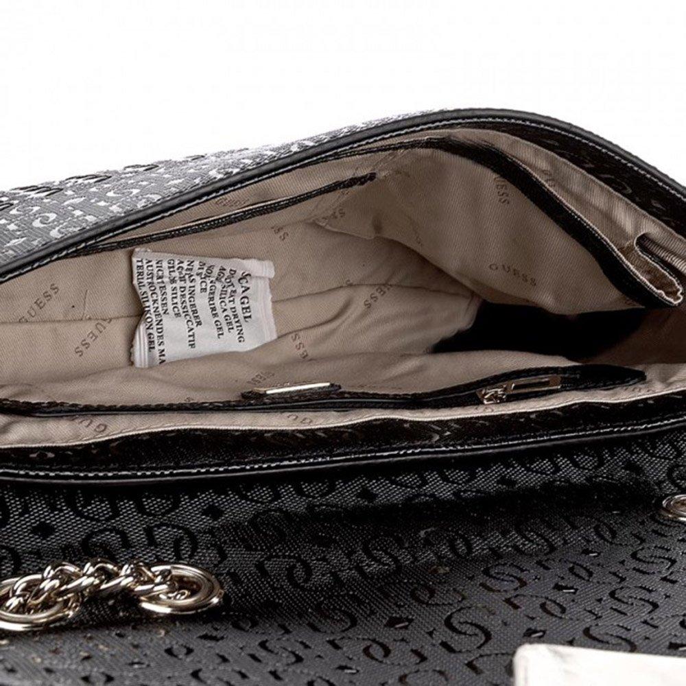 Guess Flutter crossbody bag convertible black: Amazon.it