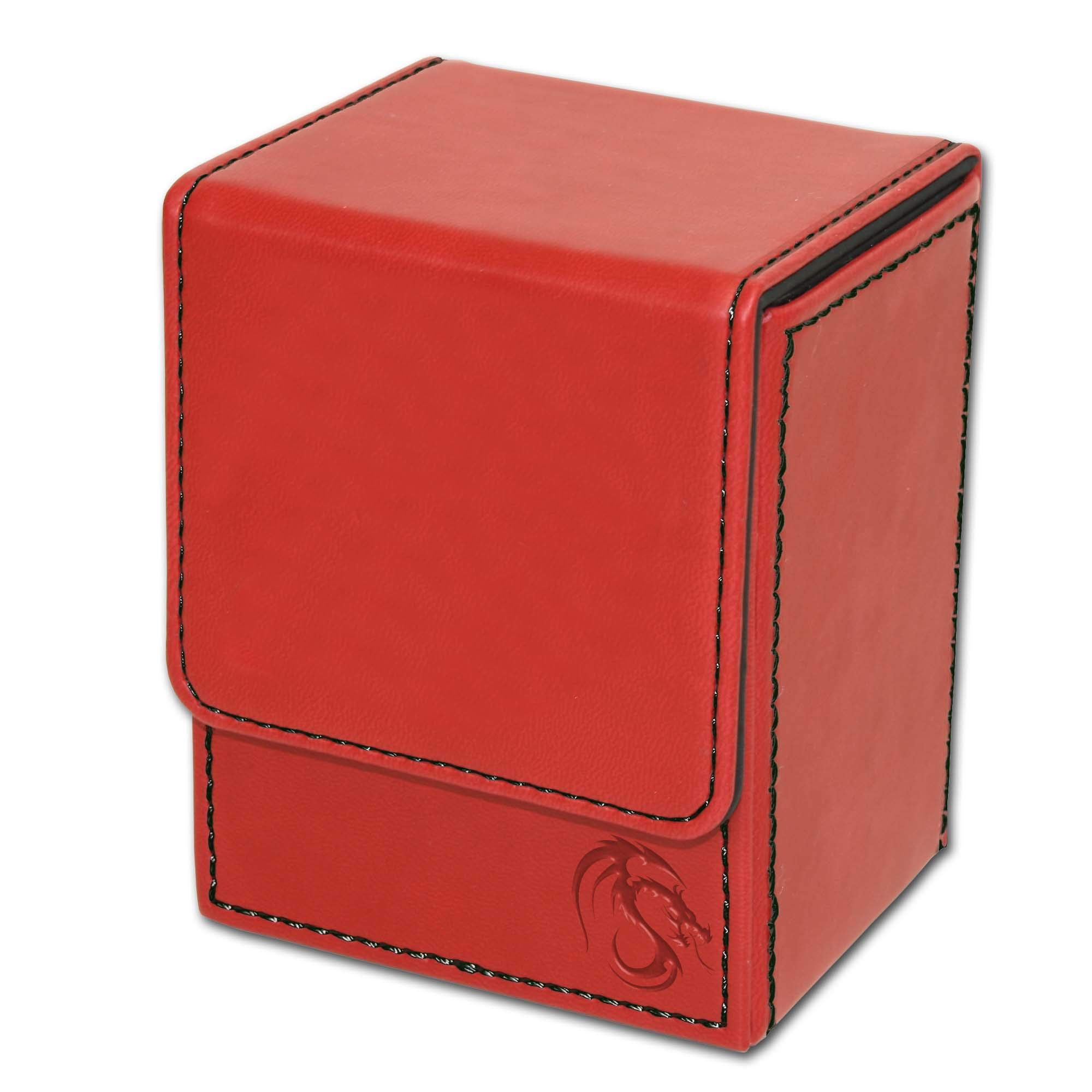 LX Deck Case, Red by BCW
