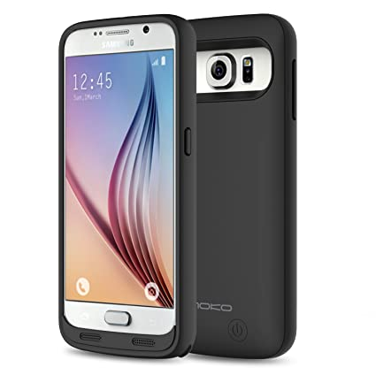 samsung s6 battery charger case