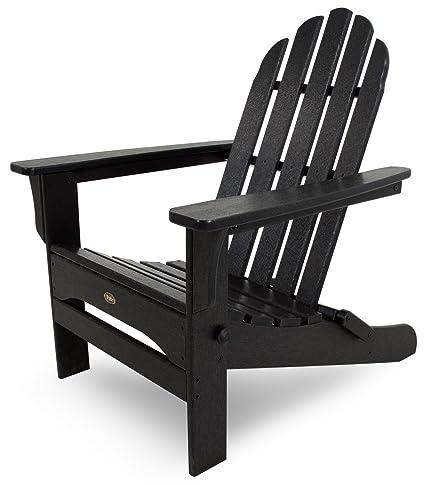 Amazon.com: Trex Outdoor Furniture silla plegable modelo ...