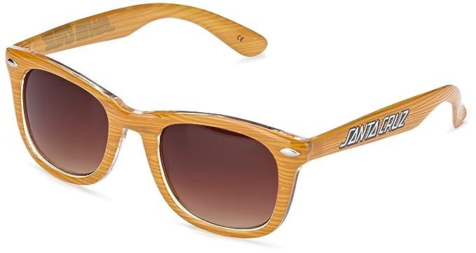 Santa Cruz SANACTSUWO Woody - Gafas de Sol para Hombre ...