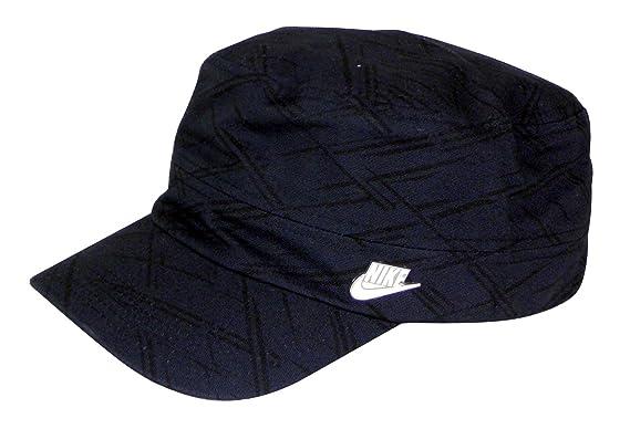 44b94fba7a5 Nike Mens Cadet Military Style Sun Hat Sports Cap L Blue  Amazon.co.uk   Clothing