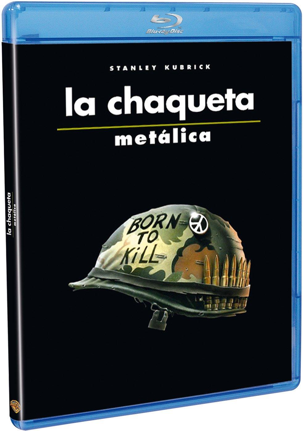 La Chaqueta Metalica Edicion Especial Blu-Ray Blu-ray ...