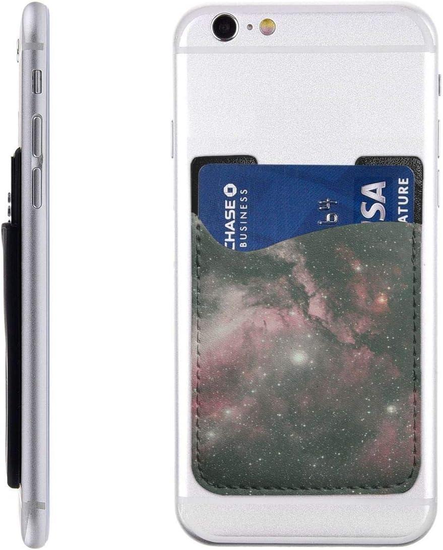 Inner-shop Cartera de Tarjeta móvil Cartera, identificación de Bolsillo Funda de Tarjeta de crédito La Nebulosa Carina ETA Carinae Grand es Grande Brillante