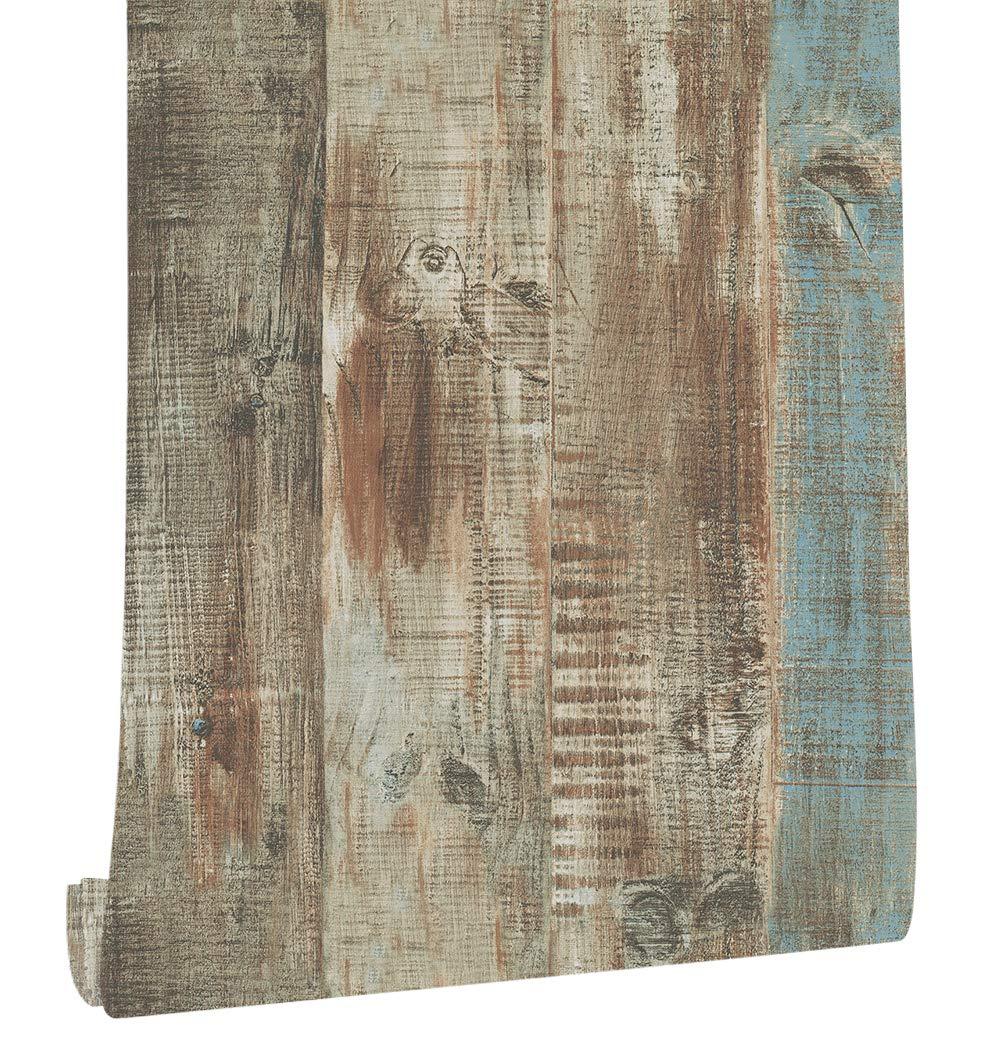 Wood Look Wallpaper: Amazon.com