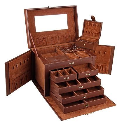 Amazon Com Fd3rtya Jewelry Box Display Organizer Packaging Girls