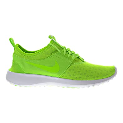 4e485f44e1a4f Nike Juvenate Women s Shoes Electric Green Black White 724979-305 (6 B