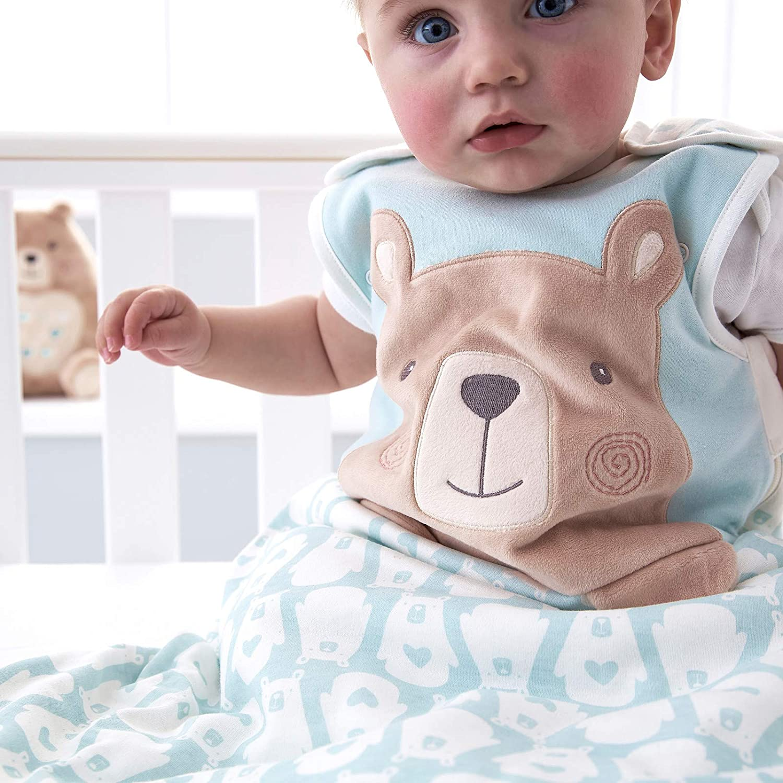 Saco de dormir 2,5 tog, 6-18 meses Grobag Bennie The Bear