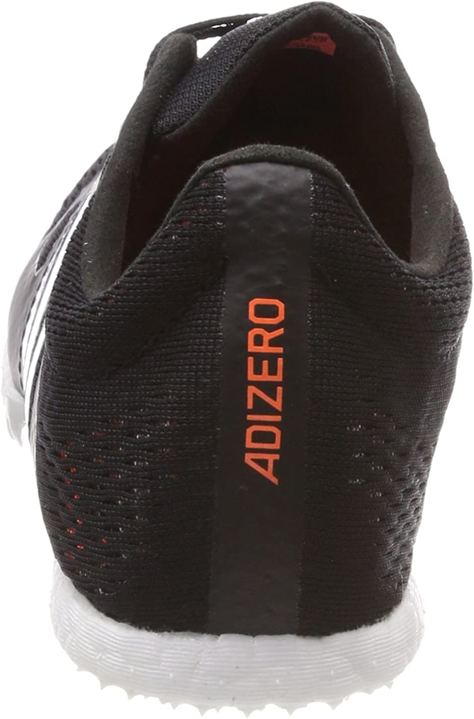 adidas Adizero Md Track & Field Shoes Black Core Black Ftwr White Hi Res Orange S18 Core Black Ftwr White Hi Res Orange S18