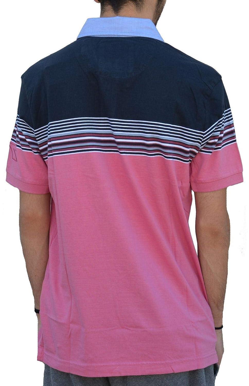 Diadora Camiseta de Hombre XX Polo Pink: Amazon.es: Ropa y accesorios
