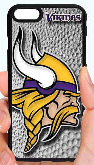 Amazon.com: Vikings Big Head Logo - Carcasa para teléfono ...