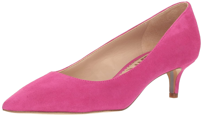 Retro Pink Sam Edelman Womens Dori Pump