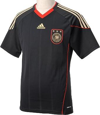 adidas - Camiseta de equipación de fútbol Sala para Hombre, tamaño 128, Color Negro: Amazon.es: Ropa y accesorios