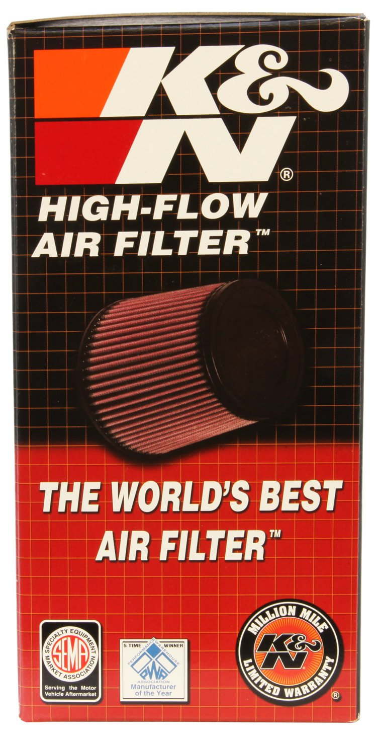 K/&N YA-1704 Yamaha High Performance Replacement Air Filter