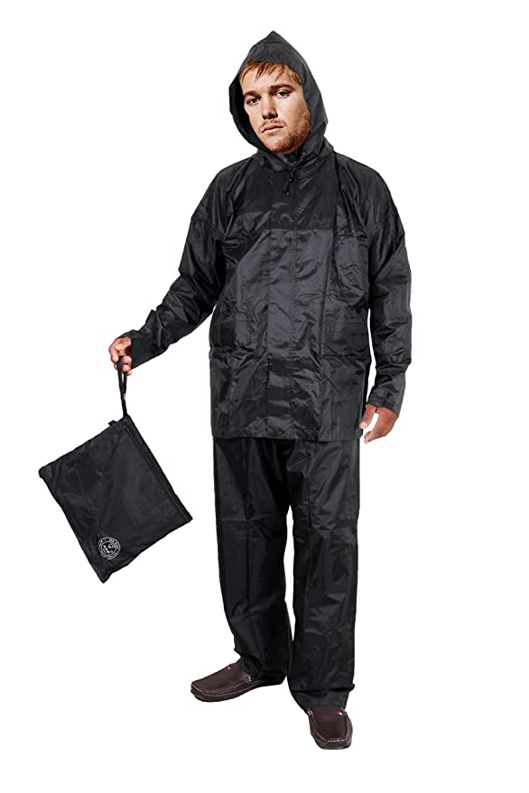 Duckback ® Men's Luxury Rain Suit