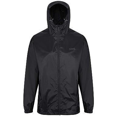 b0c4fd3292 Regatta Men's Pack It Iii Waterproof Shell Jacket: Amazon.co.uk ...