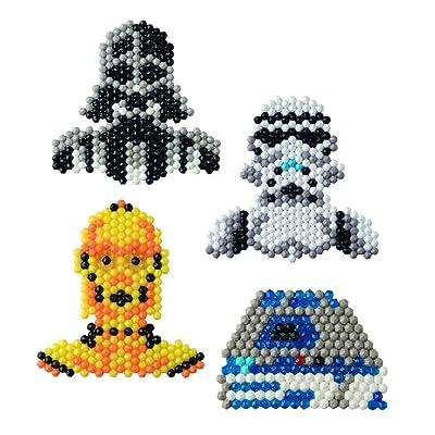 AQUA BEADS Aquabeads Star Wars de Juguete: Juguetes y juegos