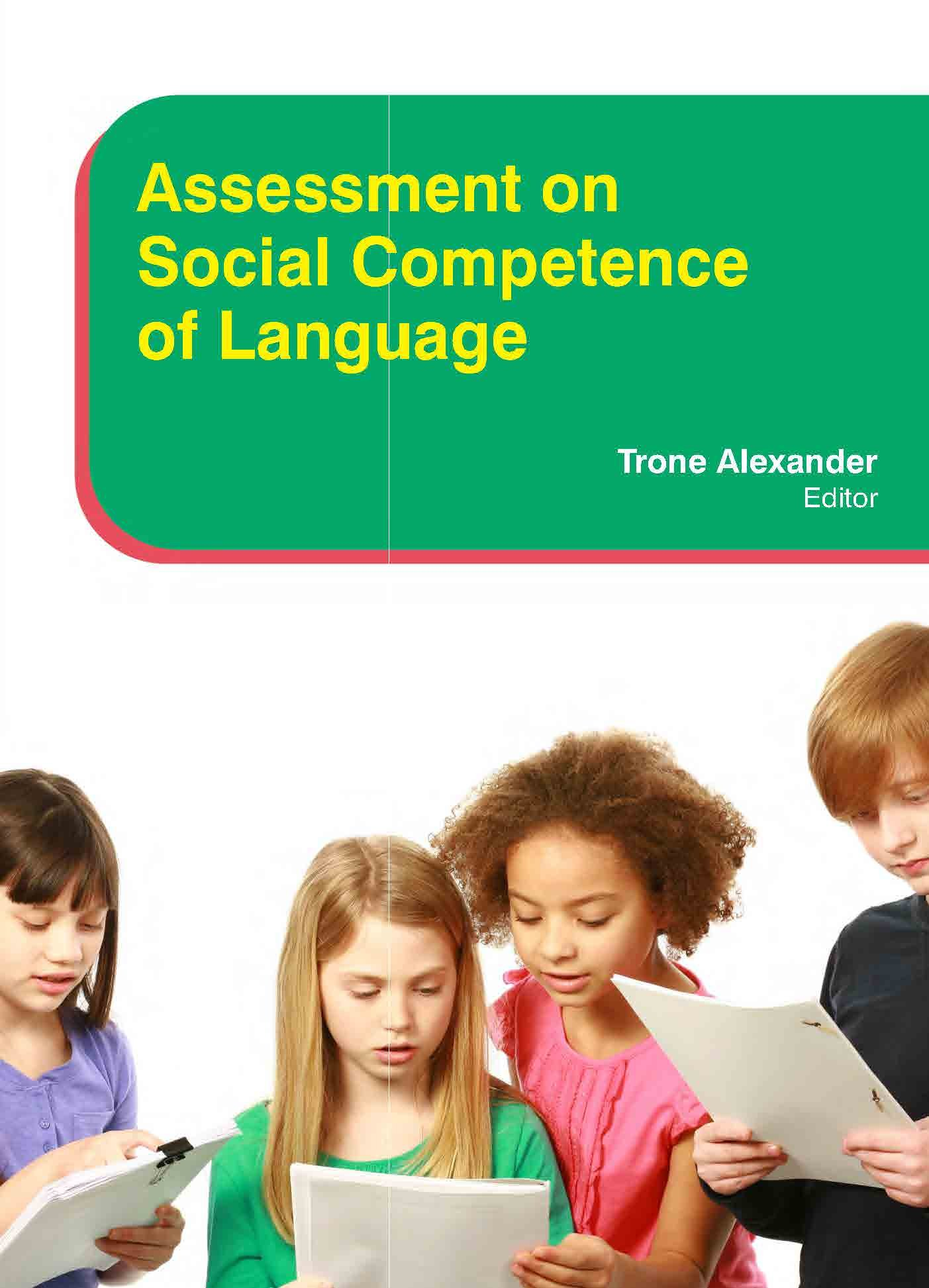 Download Assessment On Social Competence Of Language PDF Text fb2 book