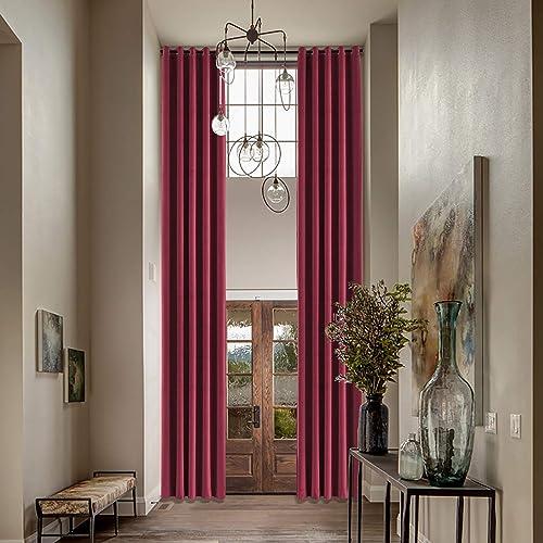 Macochico Blackout Velvet Curtain