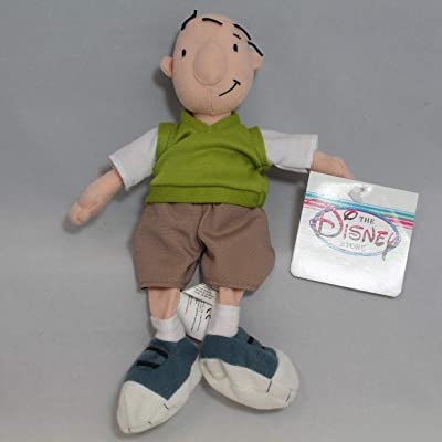 "Disney Doug 9"" Plush Bean Bag Doll: Toys & Games"