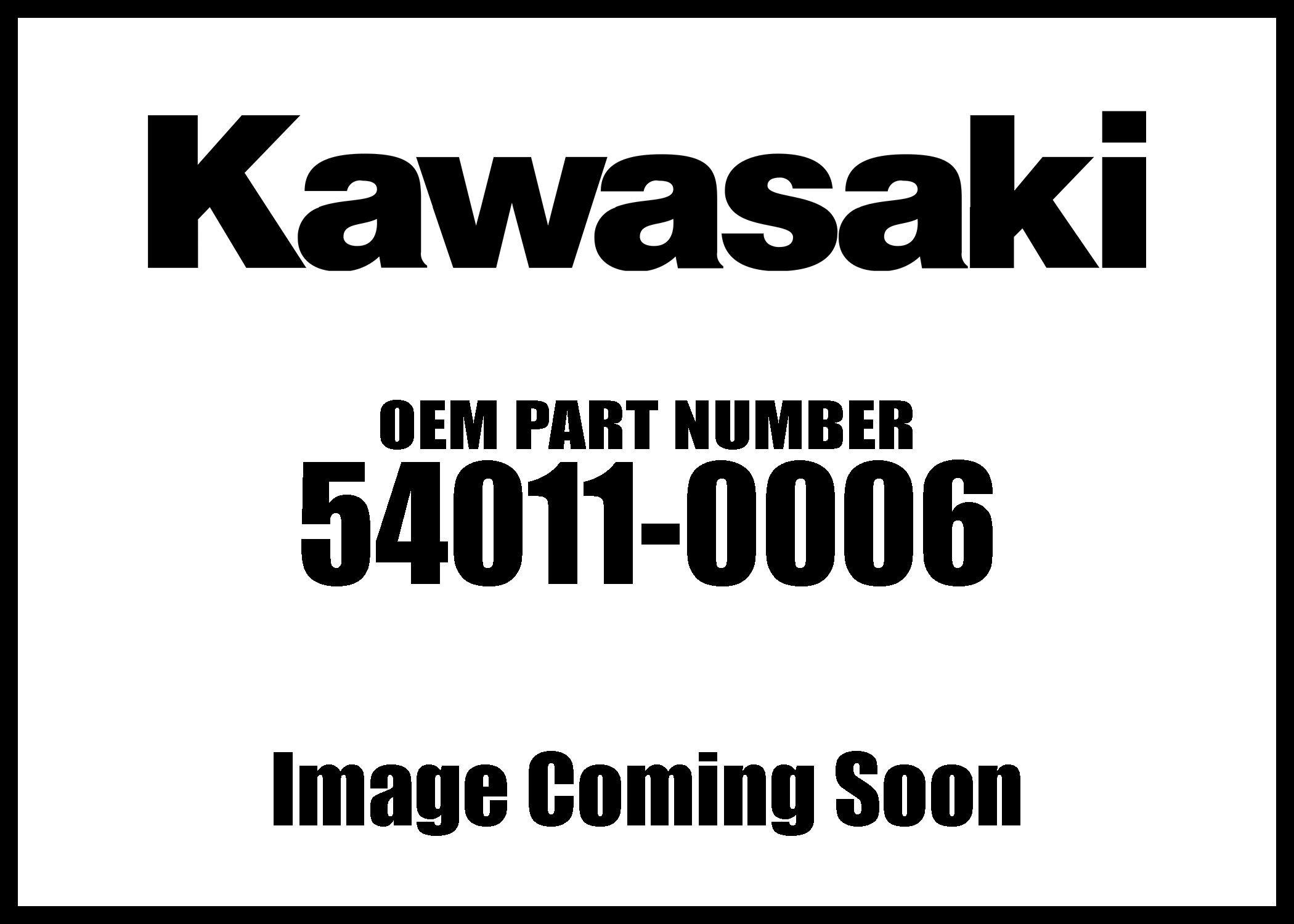 Kawasaki 1985-2006 Vulcan 700 Vulcan 750 Clutch Cable 54011-0006 New Oem by Kawasaki (Image #1)