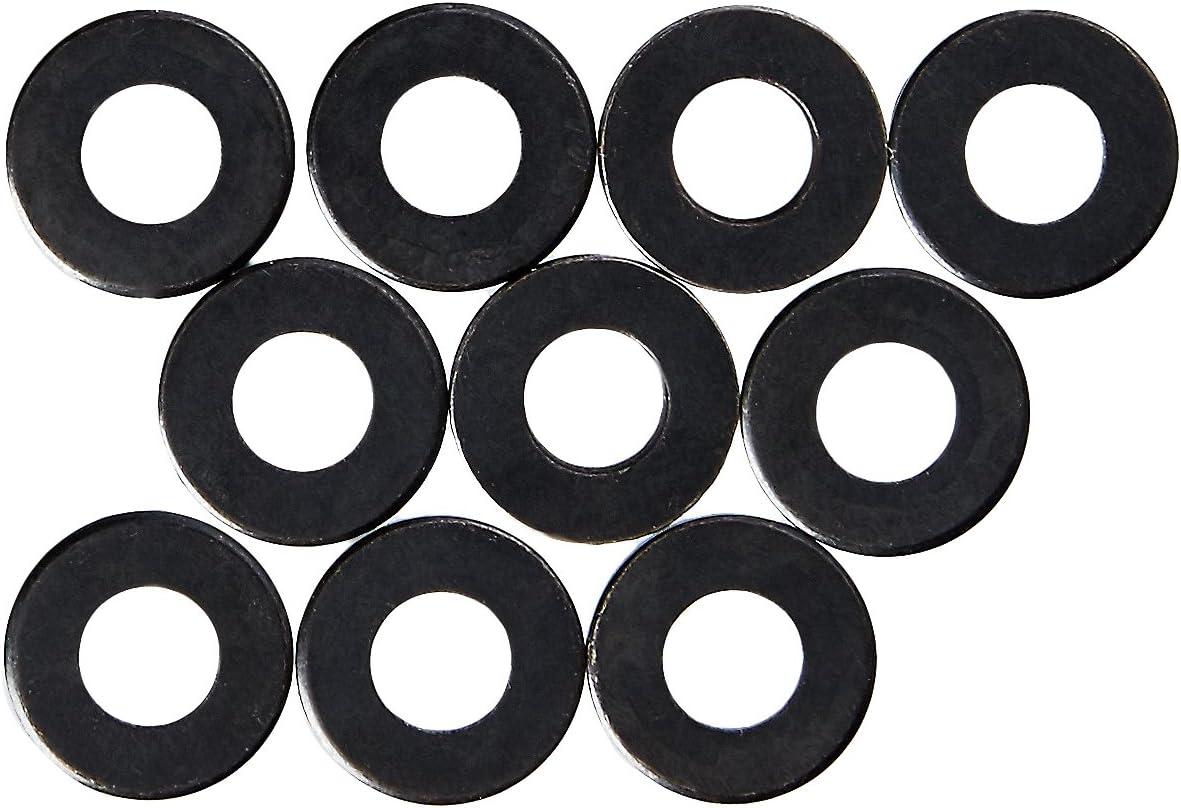 ARP 200-8586 Black 5//16 ID x .675 OD Washer 10 Piece