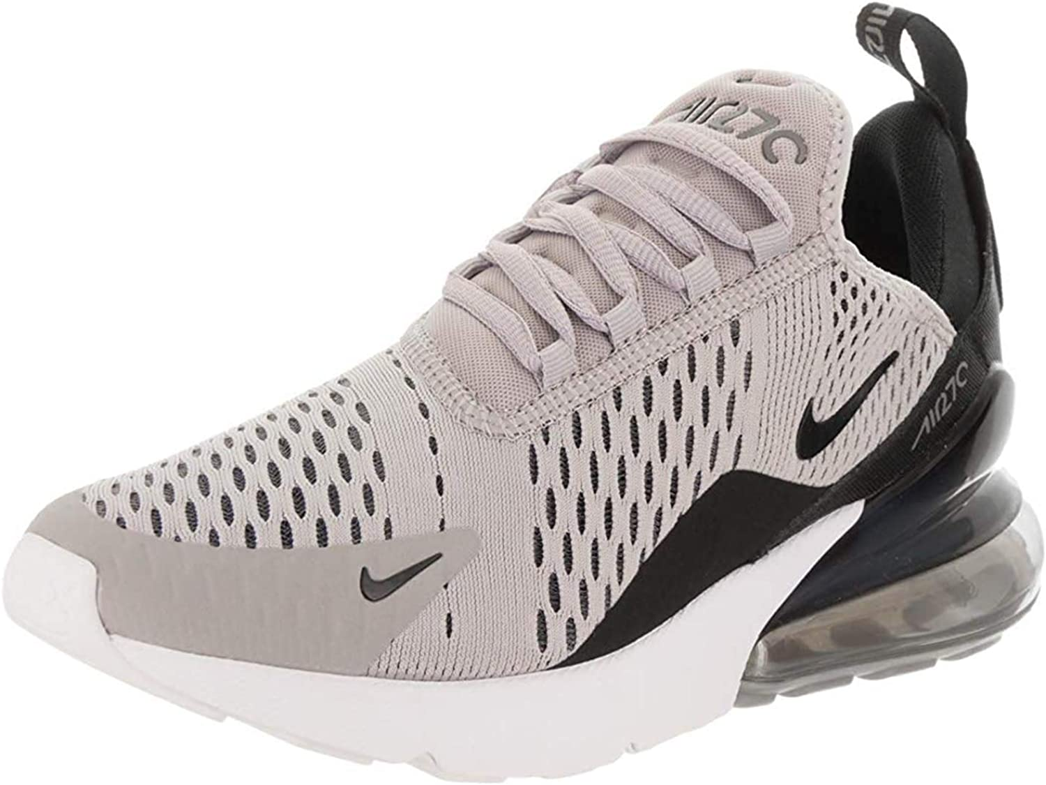 Nike W AIR MAX 270 Running Shoes (9 M US, Moon Particle ...