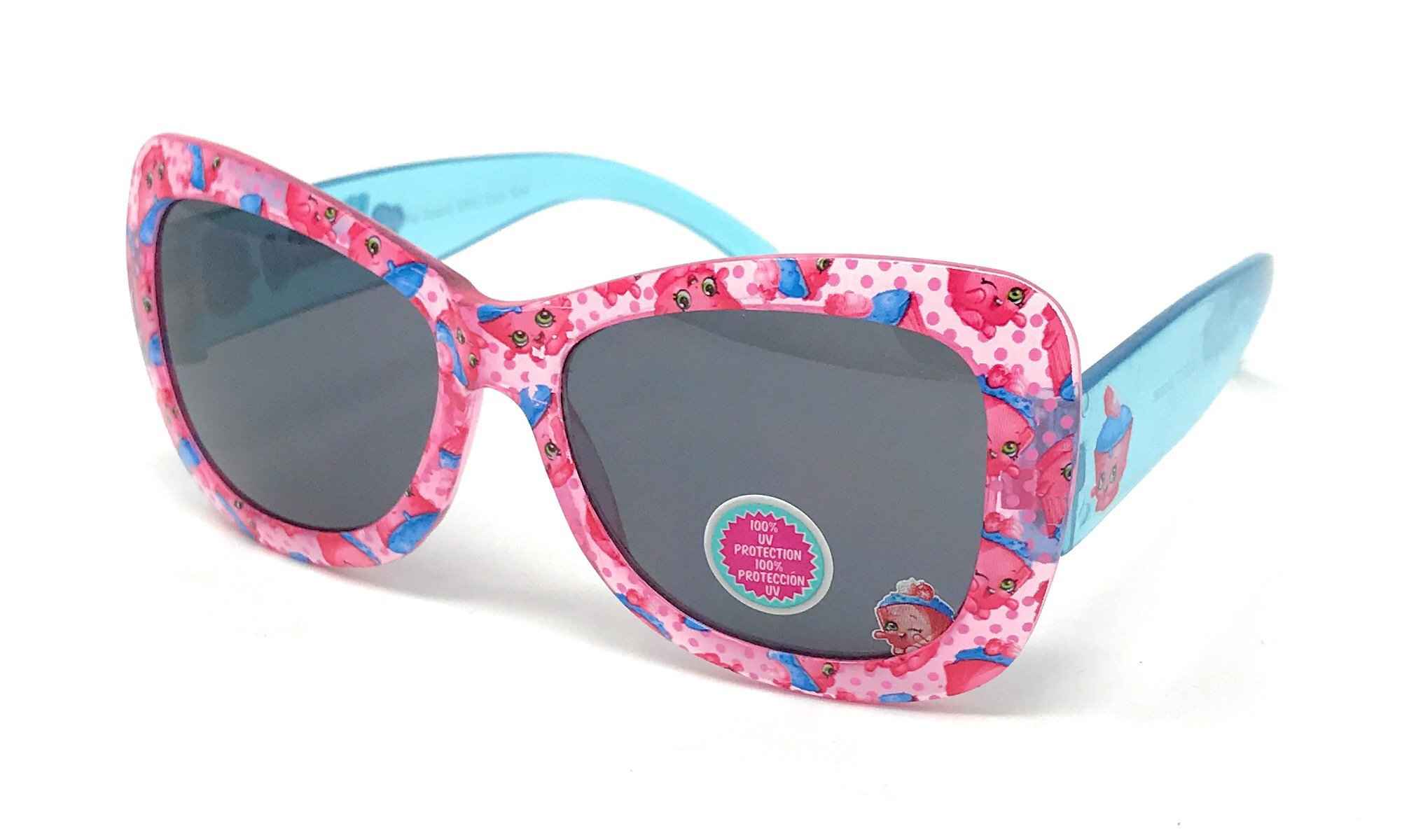 Shopkins Cupcake Chic Girl's Sunglasses - Worn in Logan Movie Rare Collectible