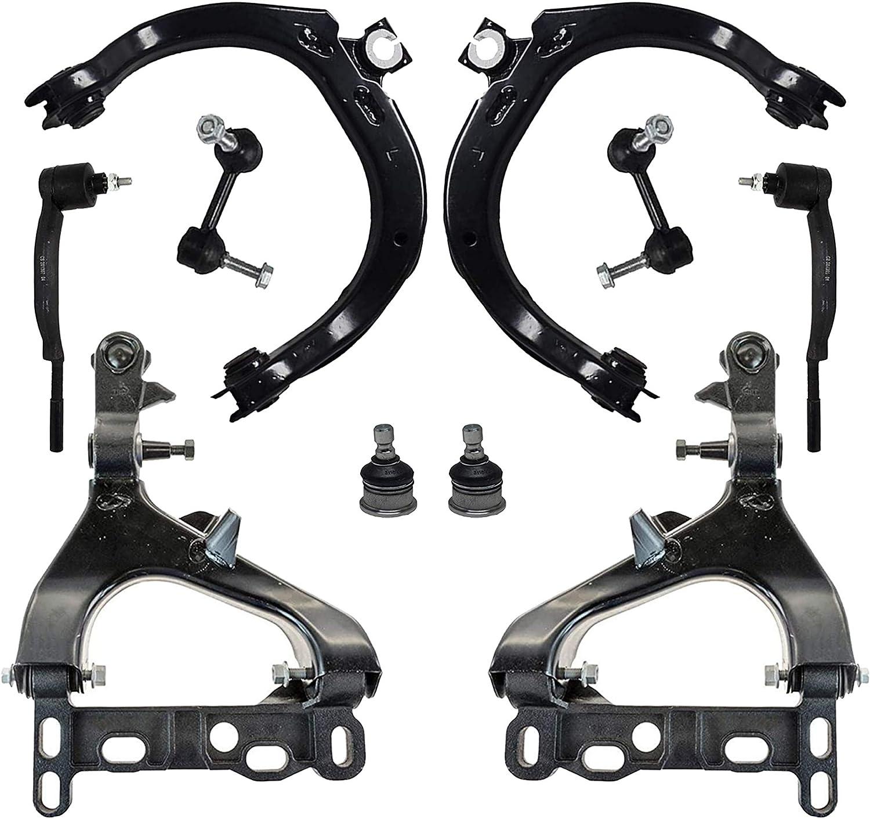 Shocks, Struts & Suspension Detroit Axle Brand New 14pc Complete ...