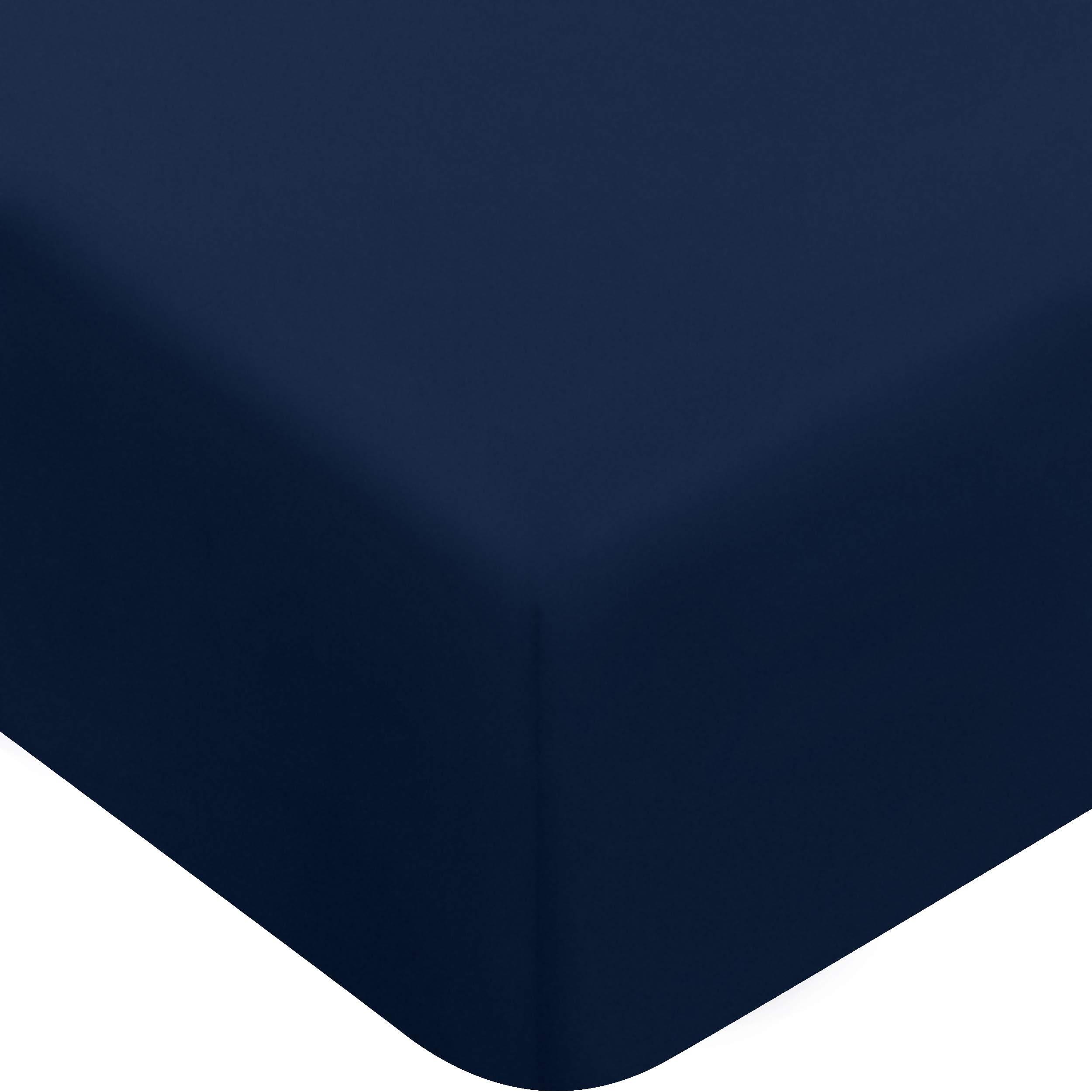 Utopia Bedding Sábana Bajera Ajustable - Bolsillo Profundo - Microfibra Cepillada - (150x200 cm,