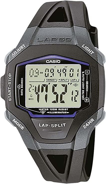Casio Collection Montre Homme WS 110H 1AVHEF: : Montres  ZGwL7