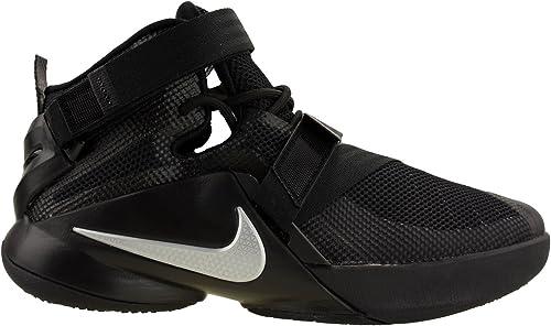 Nike Juventud Lebron Soldado 9 niños Zapatillas de Baloncesto ...