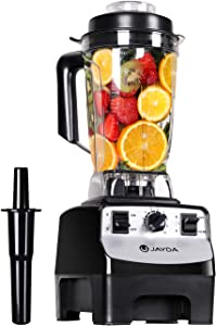 Blender Countertop Blender for Shakes and Smoothies, 1450W Professional Smoothie Blender, Built-in Pulse& 10-speeds Control, Smoothie Maker for Puree, Ice Crush, Shakes and Smoothies, Self-Cleaning, 68 Oz Container,30000 RPM