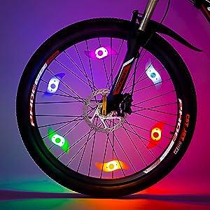 Willceal Spoke Light Safety Light