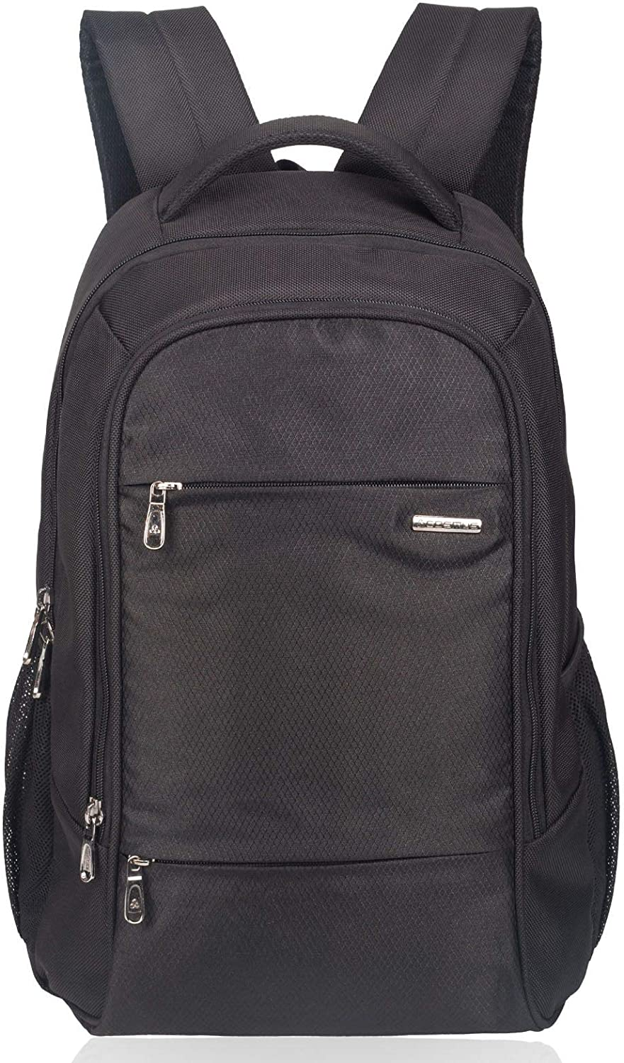 Laptop Backpack for 15.6 inch Laptop - Cosmus Darwin 29 litres Office Backpack - sleek everyday use backpack - Black