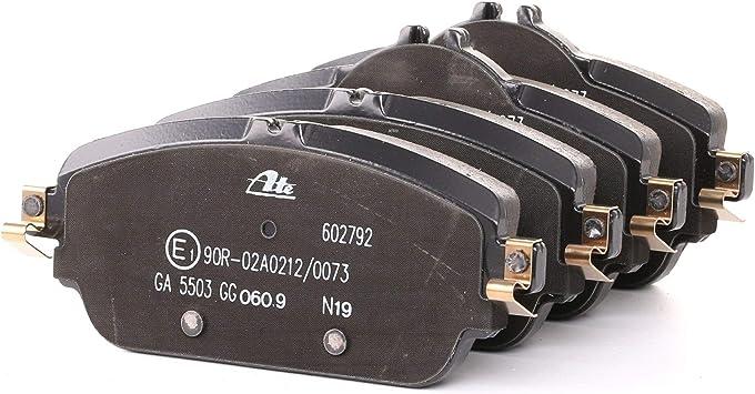Scheibenbremse Bremsbelagsatz ATE 13.0460-2792.2