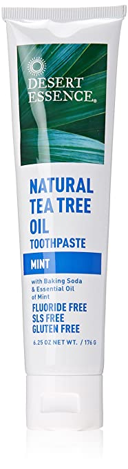 Review Natural Tea Tree Oil