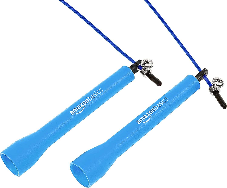 Basics Plastic Speed Jump Rope