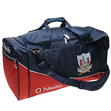 b18205311b44ac O'Neills Cork GAA Burren Holdall Navy/Red/White Sports Kit Bag Gymbag  Carryall W:50 x H:20 x D:26 (cm): Amazon.co.uk: Luggage