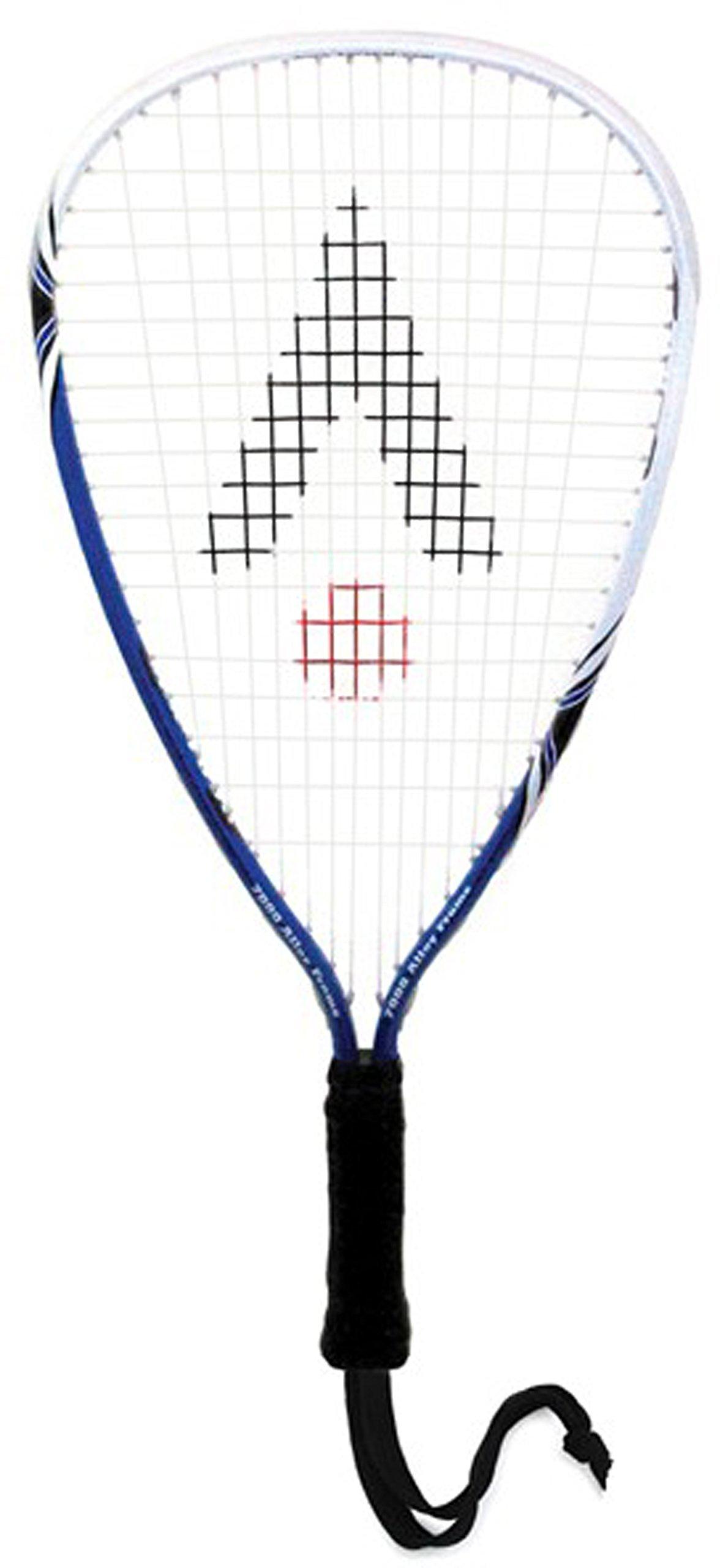 Karakal Crx Tour Racquet Sports Aluminium Frame Racketball Racket