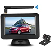 Deals on LeeKooLuu Wireless Backup Camera and 4.3-in Monitor System