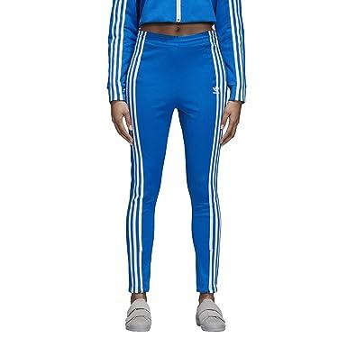 adidas Hosen – Track blau/weiß: Amazon.de: Bekleidung