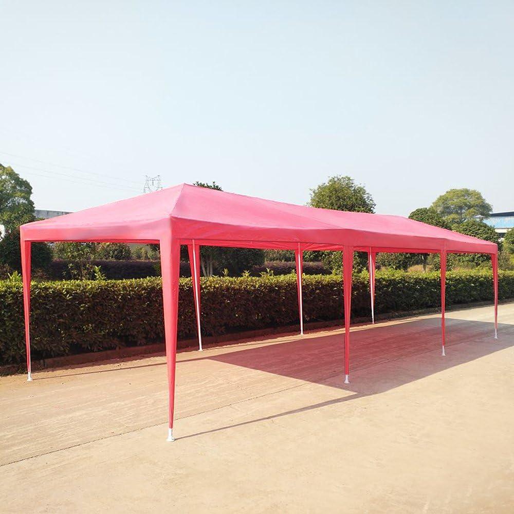 Panana - Carpas Cenadores 9x3m para Jardín Terraza Fiesta Eventos ...
