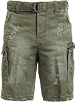 Brandit Shell Valley Vintage Shorts oliv