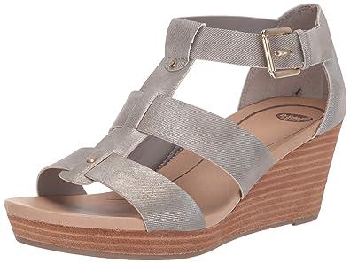 c0bd73eaa39 Dr. Scholl's Shoes Women's Barton Wedge Sandal