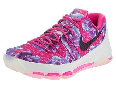 043fd2e5c7c8 Nike Mens KD 8 PRM Aunt Pearl Vivid Pink Black-Phantom Synthetic (7.5