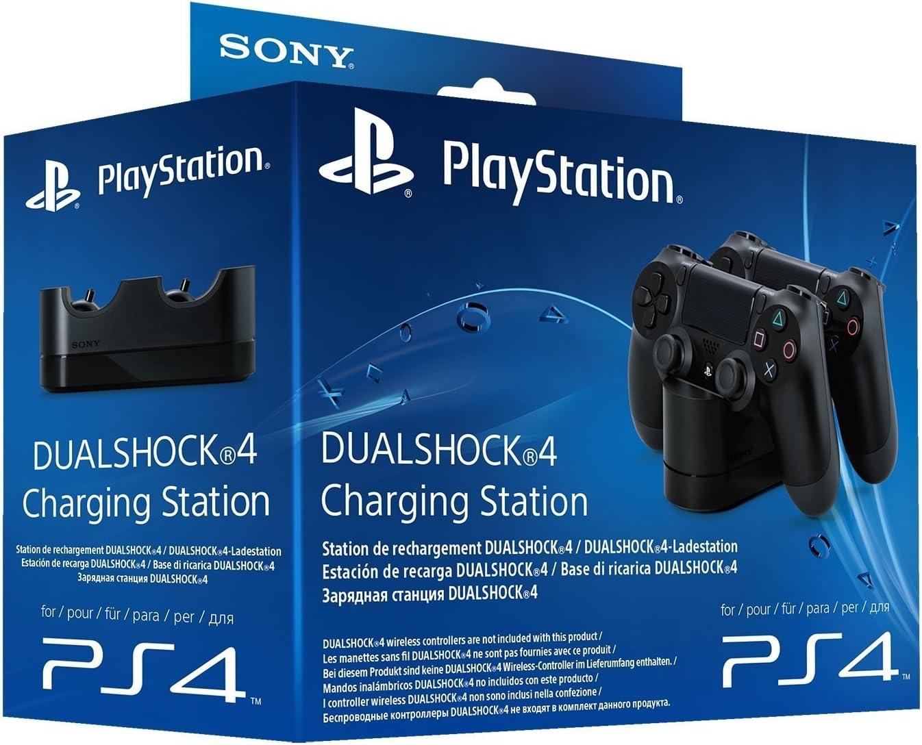 Sony Playstation Dualshock 4 Charging Station (PS4) [Importación Inglesa]: Amazon.es: Videojuegos