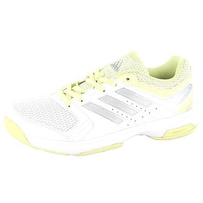 buy popular 4b6bd 160c4 adidas Damen Essence W Handballschuhe, BlancGrisOrange, 38 EU Amazon.de  Schuhe  Handtaschen