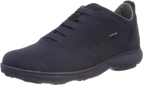 Geox U Nebula F, Sneaker Slip on Uomo