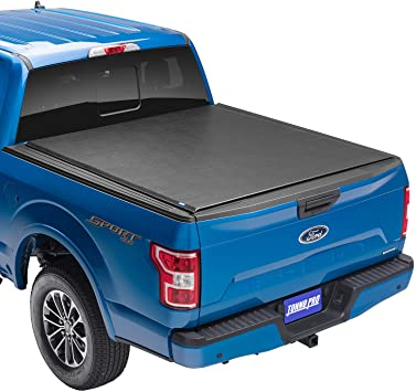 Amazon Com Tonno Pro Lo Roll Soft Roll Up Truck Bed Tonneau Cover Lr 2020 Fits 2009 18 19 20 Classic Dodge Ram 1500 2500 3500 5 7 Bed 67 4 Automotive